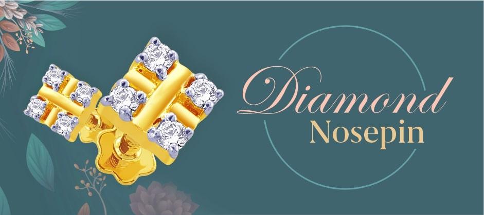 Diamond Nosepins