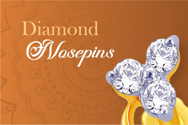 Diamond Nosepins