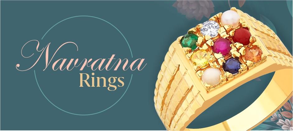 Navratna Rings