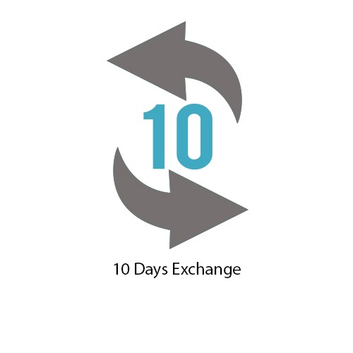 Free Exchange within 10 Days